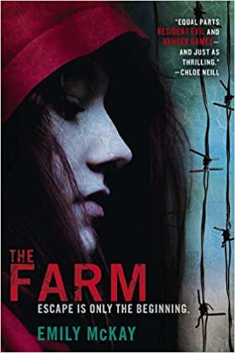 The Farm Emily McKay best Halloween books list