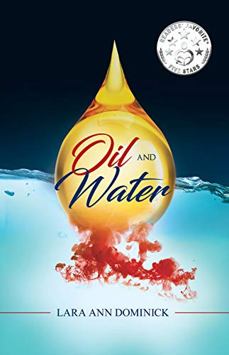Coffee, Book, & Candle indie vampire book review Oil and Water Lara Ann Dominick