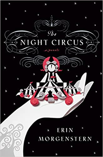 The Night Circus Erin Morgenstern best Halloween books list