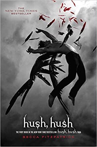 Hush, Hush Becca Fitzpatrick best Halloween books list