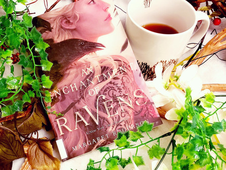 An Enchantment of Ravens Book Review