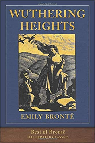 Wuthering Heights Emily Bronte best Halloween books list