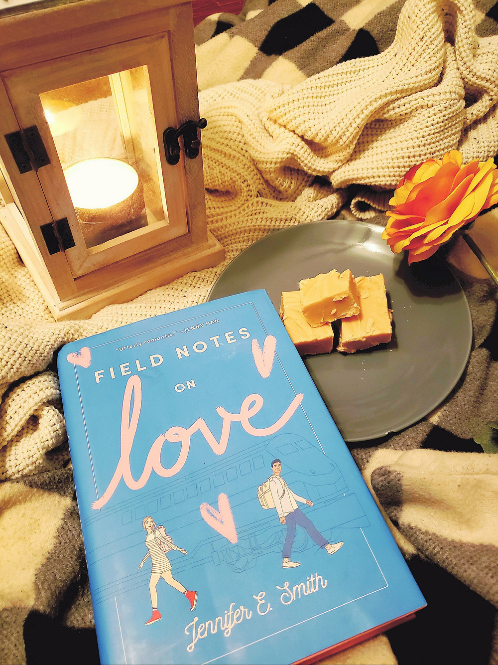 Field Notes on Love Book Review @coffeebookandcandle