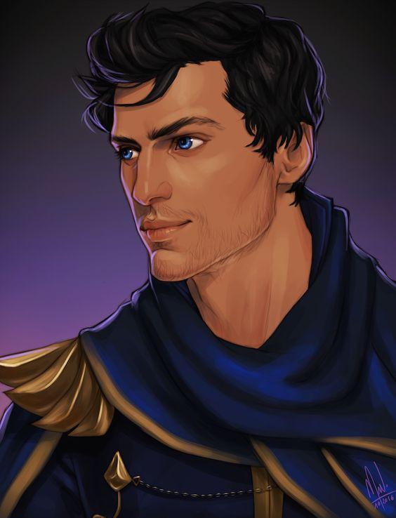 @merwildandco Dorian Favorite Antiheroes