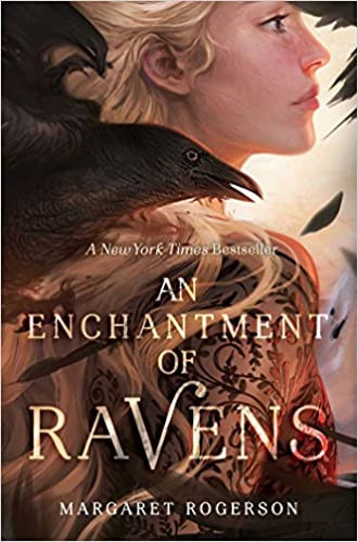An Enchantment of Ravens book review Coffee, Book, and Candle