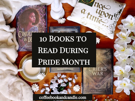 10 Books to Read During Pride Month