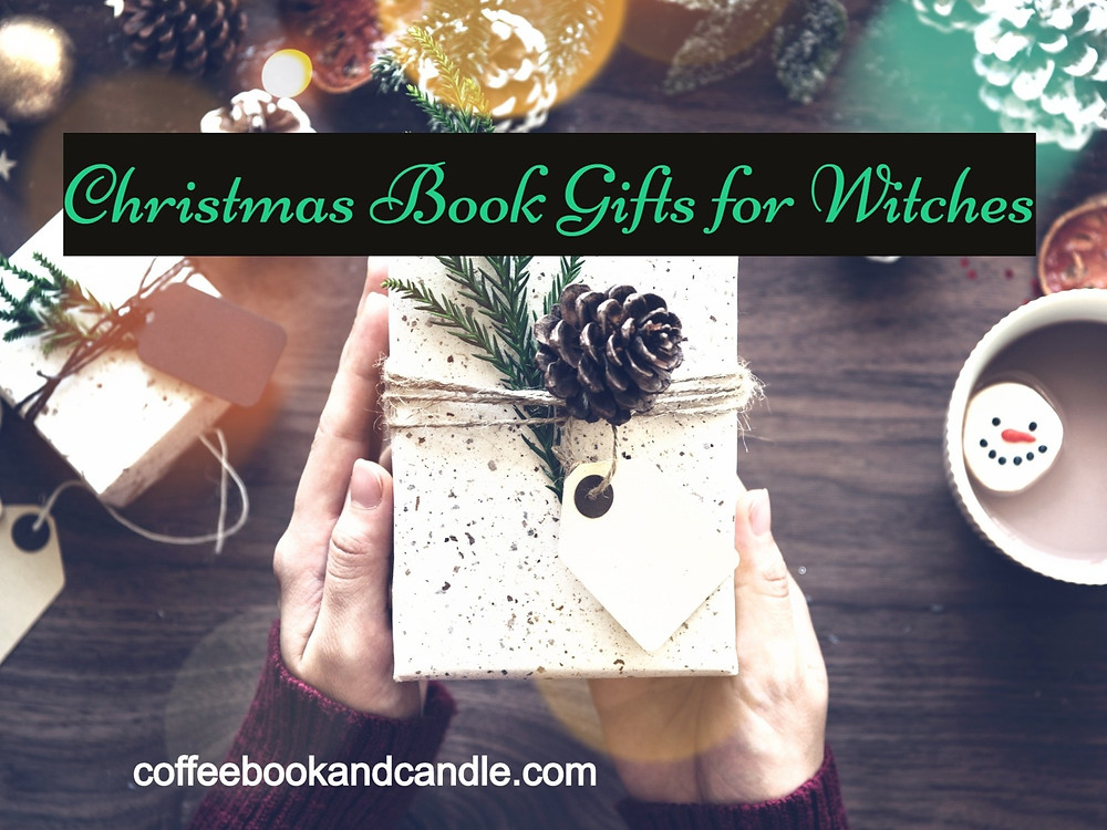 Christmas Book Gifts for Witches, holiday gift guide for book witches
