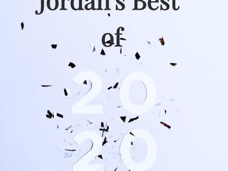 Jordan's Best of 2020