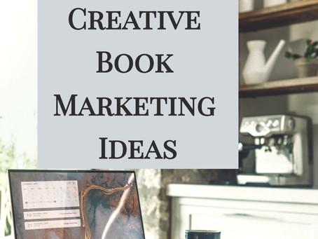 Creative Book Marketing Ideas