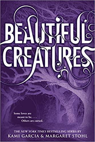 Beautiful Creatures Kami Garcia best Halloween books list