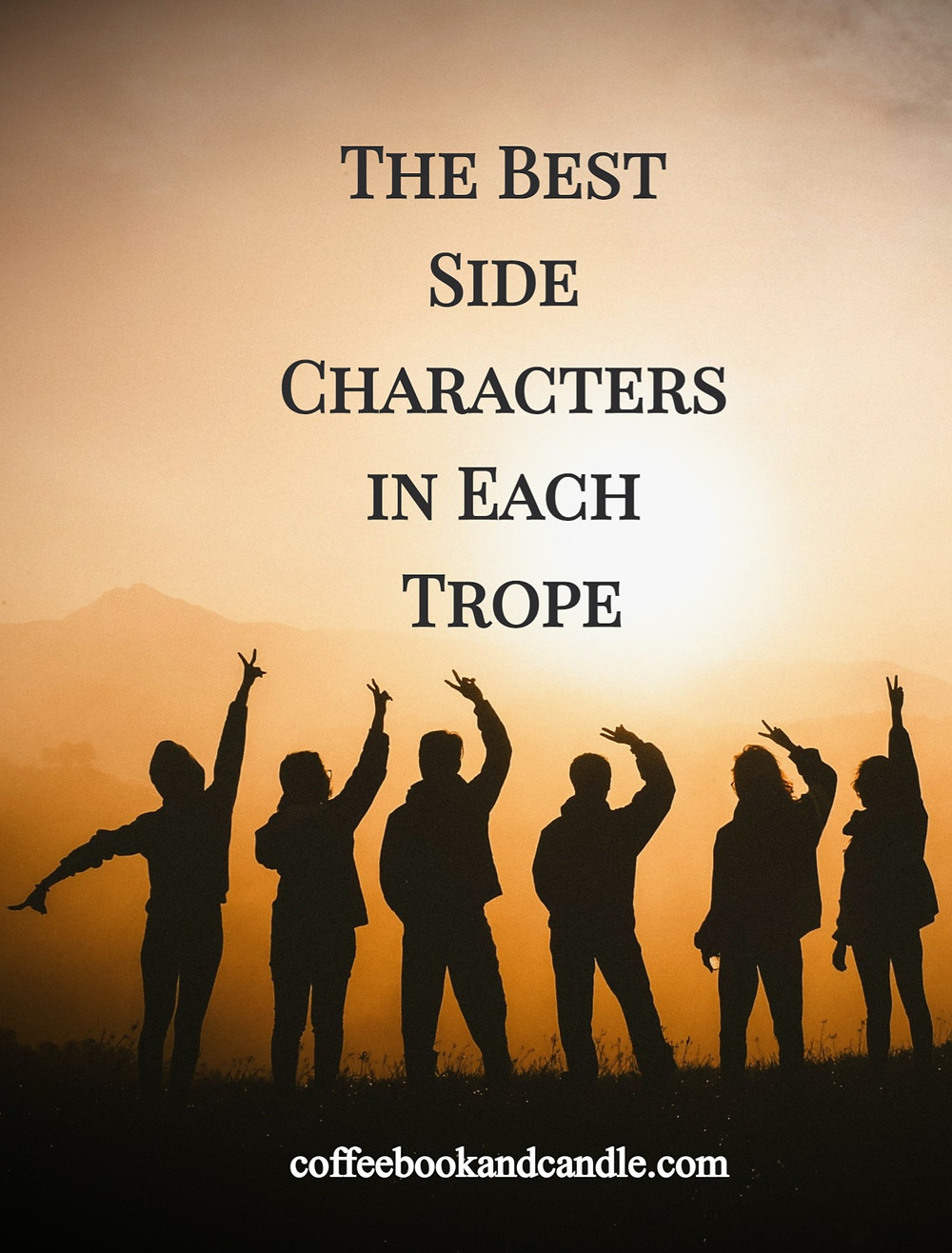 The Best Side Characters in Each Trope Coffee, Book, and Candle
