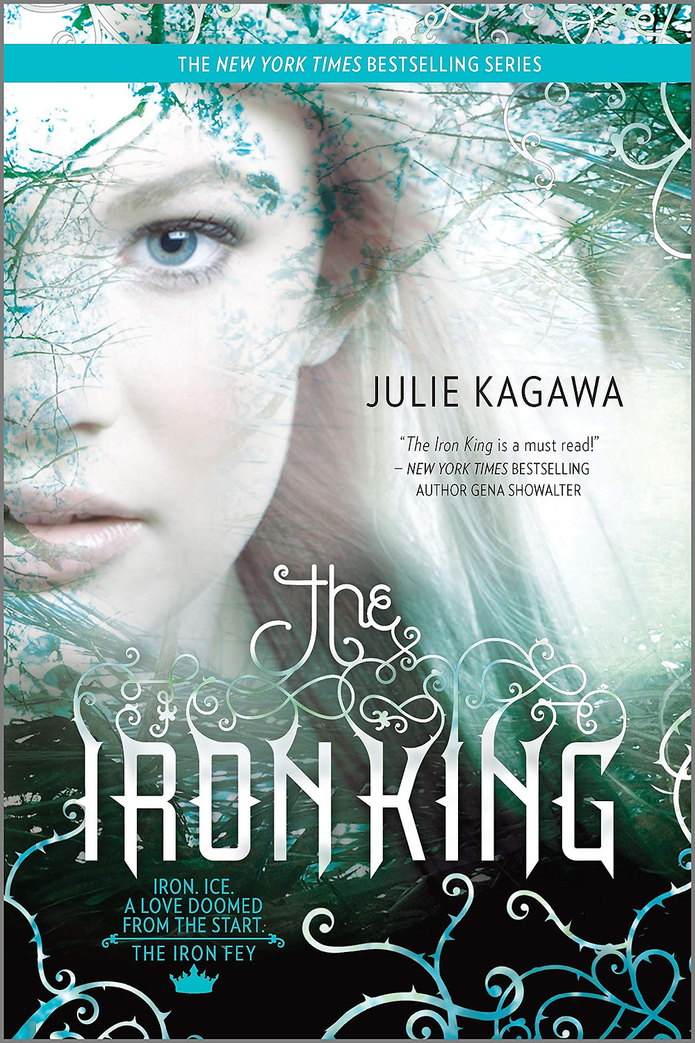 The Iron King by Julie Kagawa must-read winter book