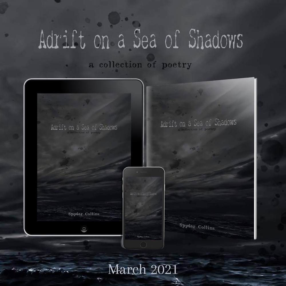 Adrift in a Sea of Shadows Spyder Collins book review