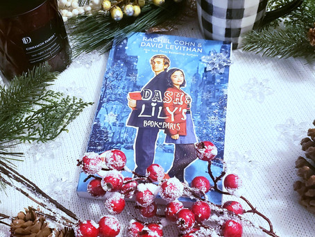Dash & Lily's Book of Dares Book Review