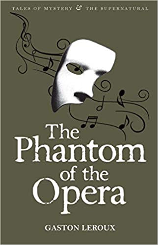The Phantom of the Opera best Halloween books list