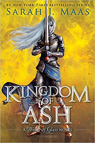 Kingdom of Ash Sarah J. Maas best books of 2020