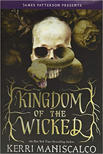 Kingdom of the Wicked book review Coffee, Book, and Candle