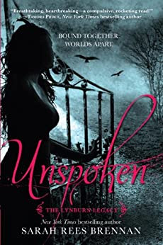 Unspoken Sarah Reese Brennan best Halloween books list