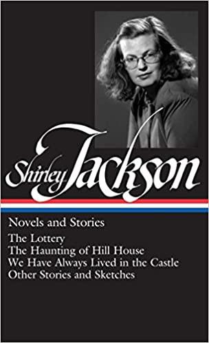 Shirley Jackson novels best Halloween books list