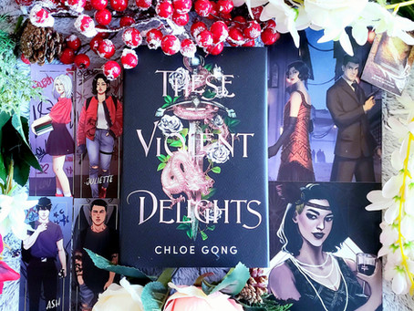 These Violent Delights Book Review
