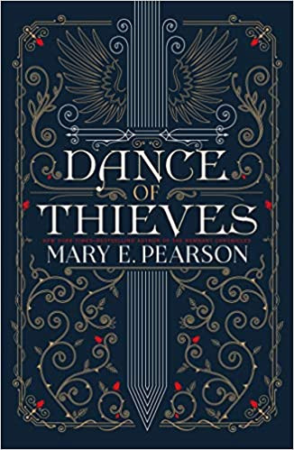Dance of Thieves Mary E. Pearson best books of 2020