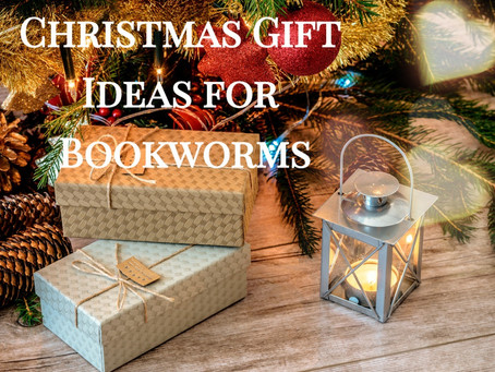 Christmas Gift Ideas For Bookworms