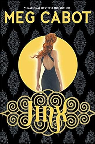 Jinx Meg Cabot best Halloween books list