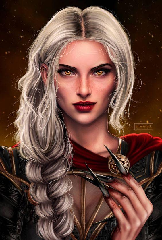 @Adamar.art Manon favorite antiheroes