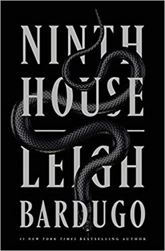 Ninth House Leigh Bardugo best Halloween books list