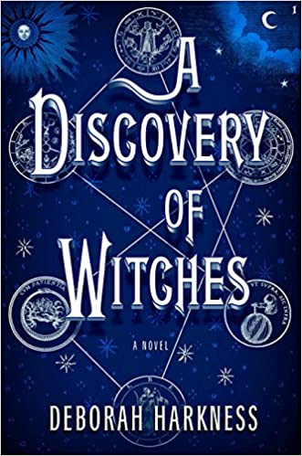 A Discovery of Witches best Halloween books list