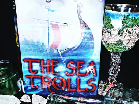 The Sea of Trolls Book Review