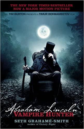 Abraham Lincoln Vampire Hunter best Halloween books list