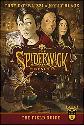 Spiderwick Holly Black best Halloween books list