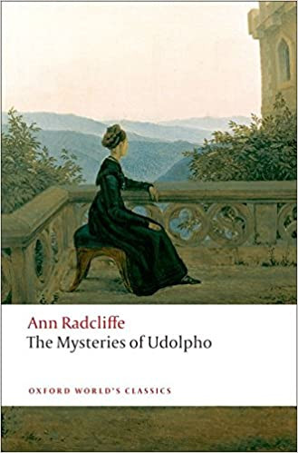 Mysteries of Udolpho best Halloween books list