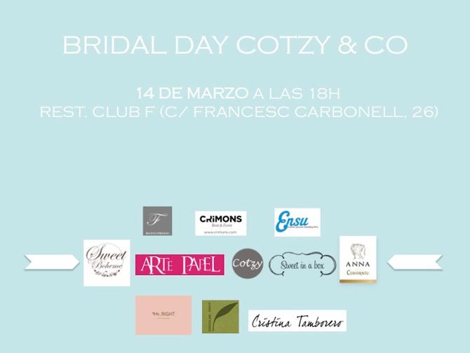 Las coronas de Sweetbohème en el Bridal Day el próximo 14 de Marzo!