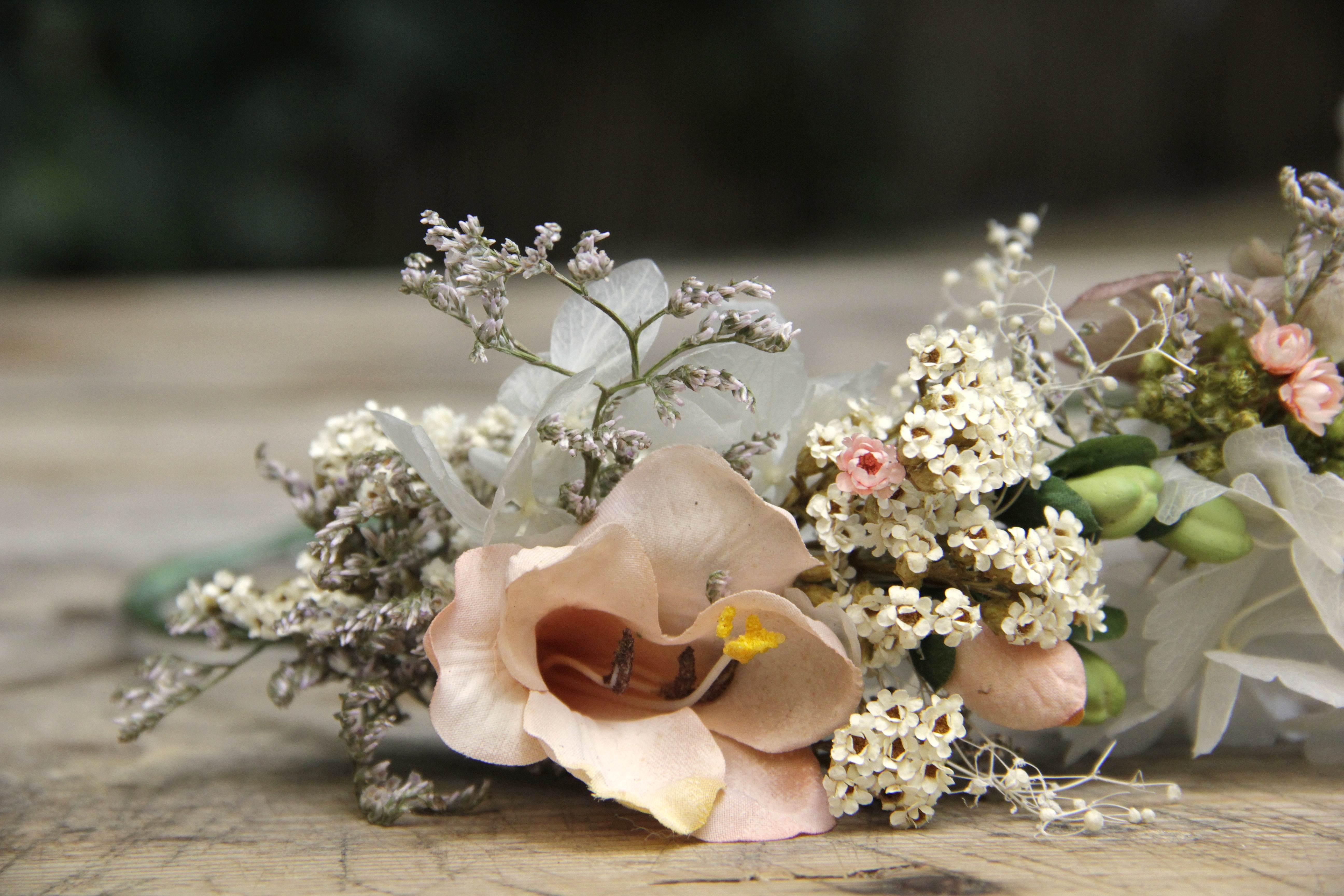 Corona de flores Martina