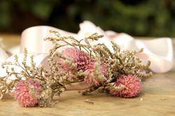 Corona de flores Julieta