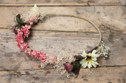 Corona de flores Casilda