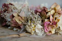 Corona de flores Daniela
