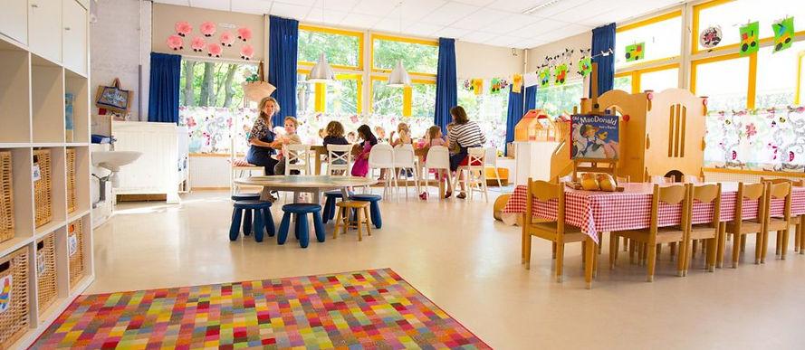 Playschool Little Europe