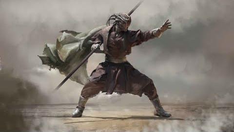 o guerreiro