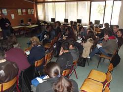 Public Speaking na escola