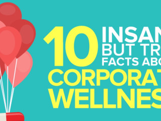 10 Insane Facts About Corporate Wellness