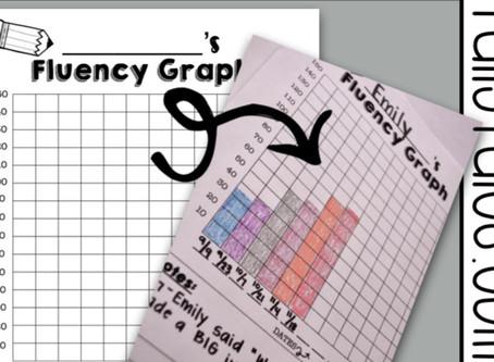 Goal-Setting: Fluency (and a Freebie!)