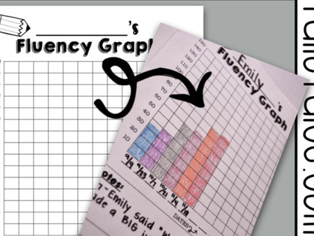 Goal-Setting: Fluency (and a Freebie!)