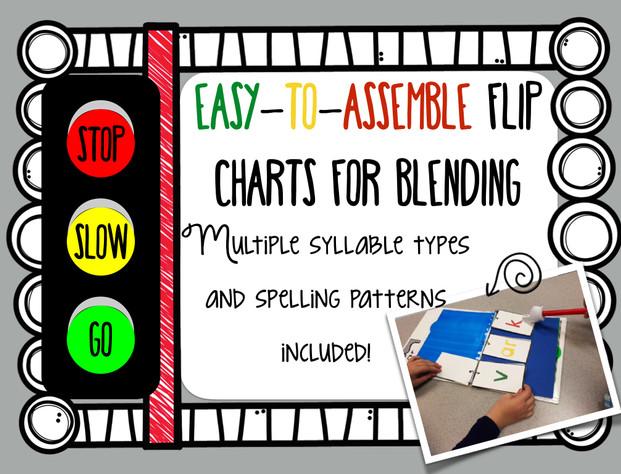 Flip Chart Blending Board