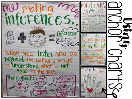 5 Big Tips for Using Anchor Charts Effectively