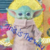 St. Baby Yoda