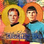 Sts. Kirk & Spock