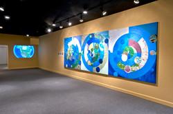 Google Map Paintings
